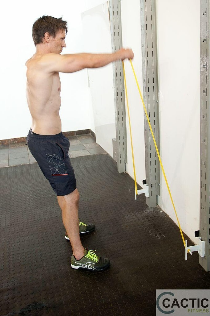 WallFit Cactic Fitness In use 41