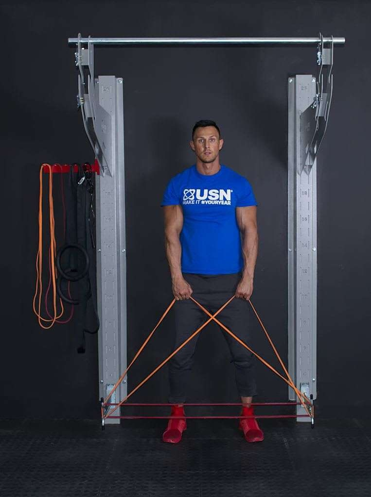 Two Column Full Body Exercises