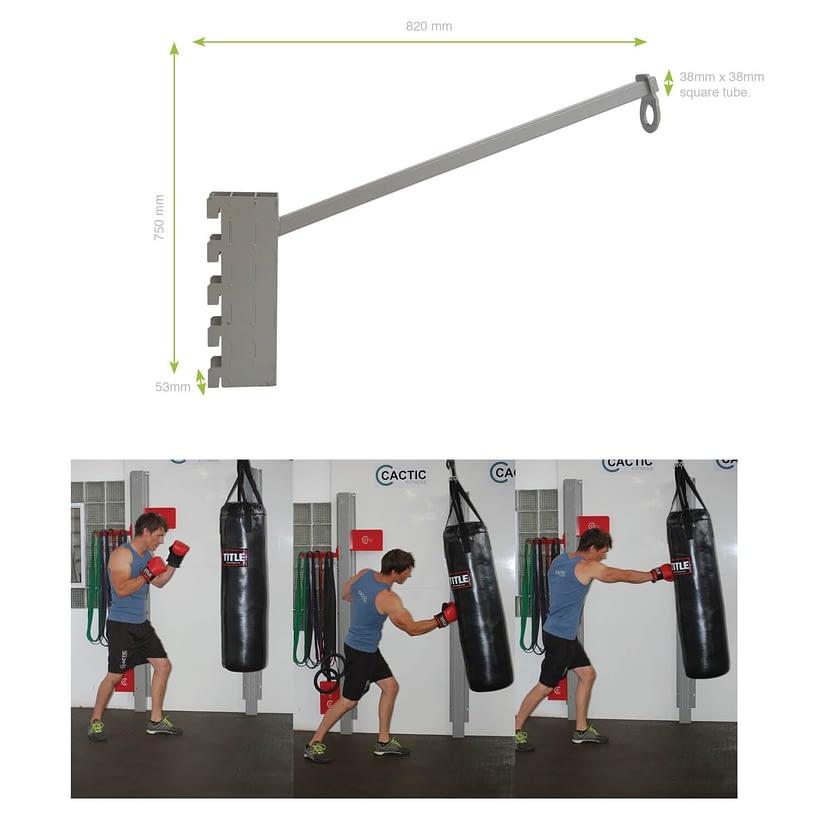 32. Boxing Bag Arm