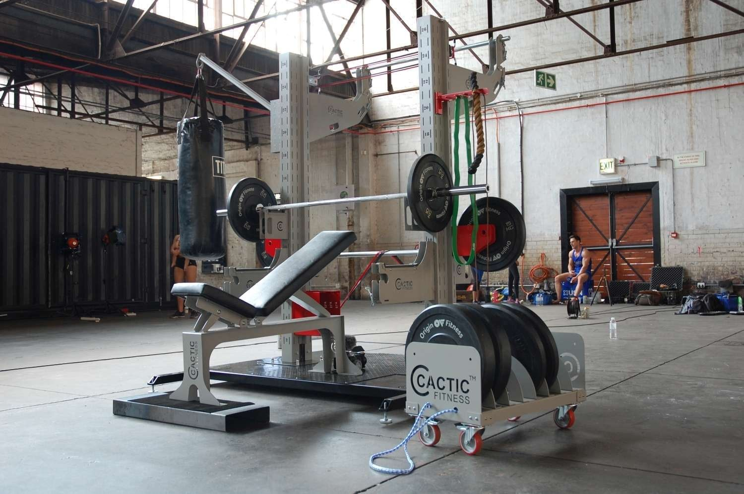 Multi Sport Express F1 2 Cactic Fitness
