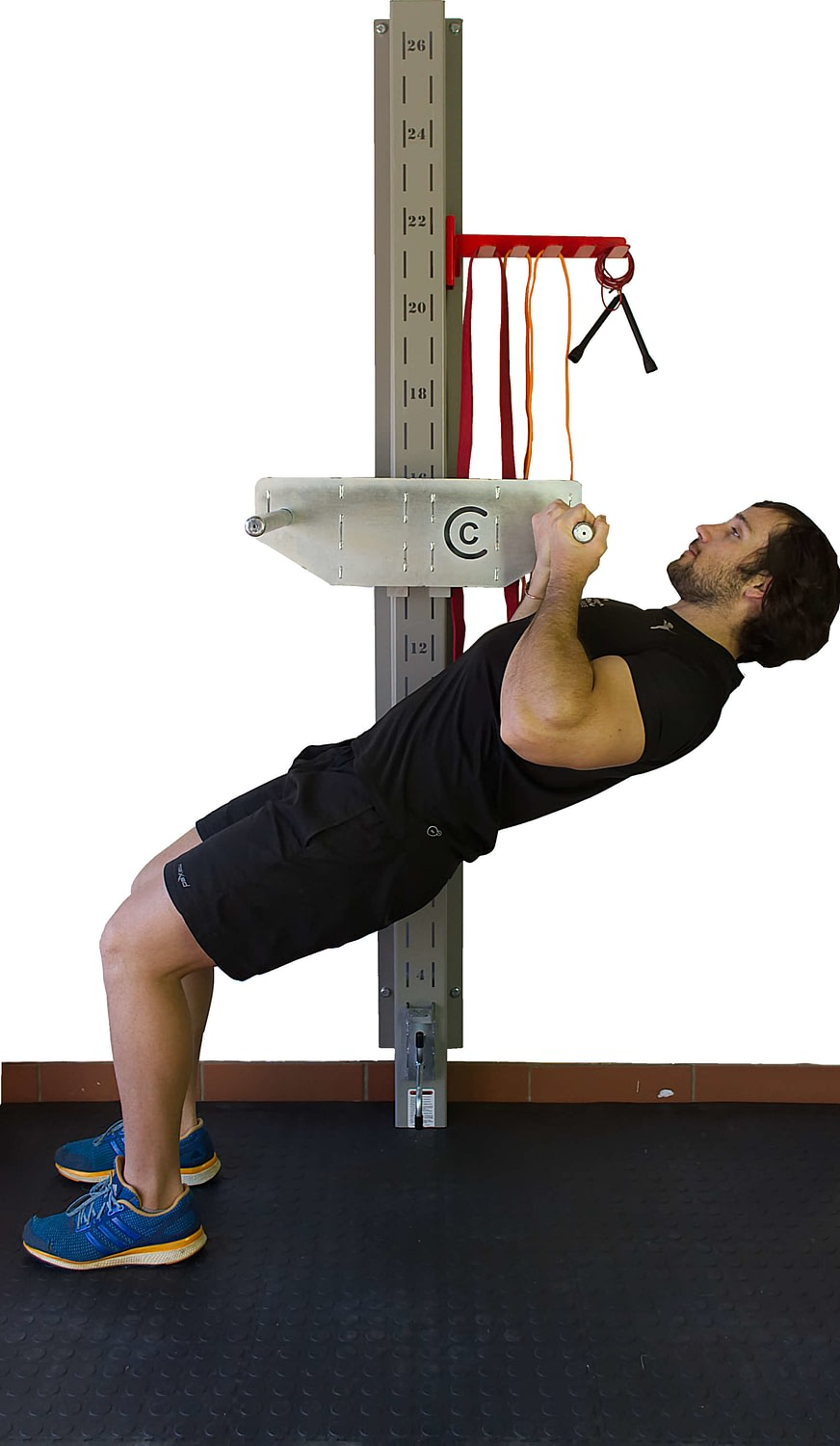 Horizontal Side Pull Up