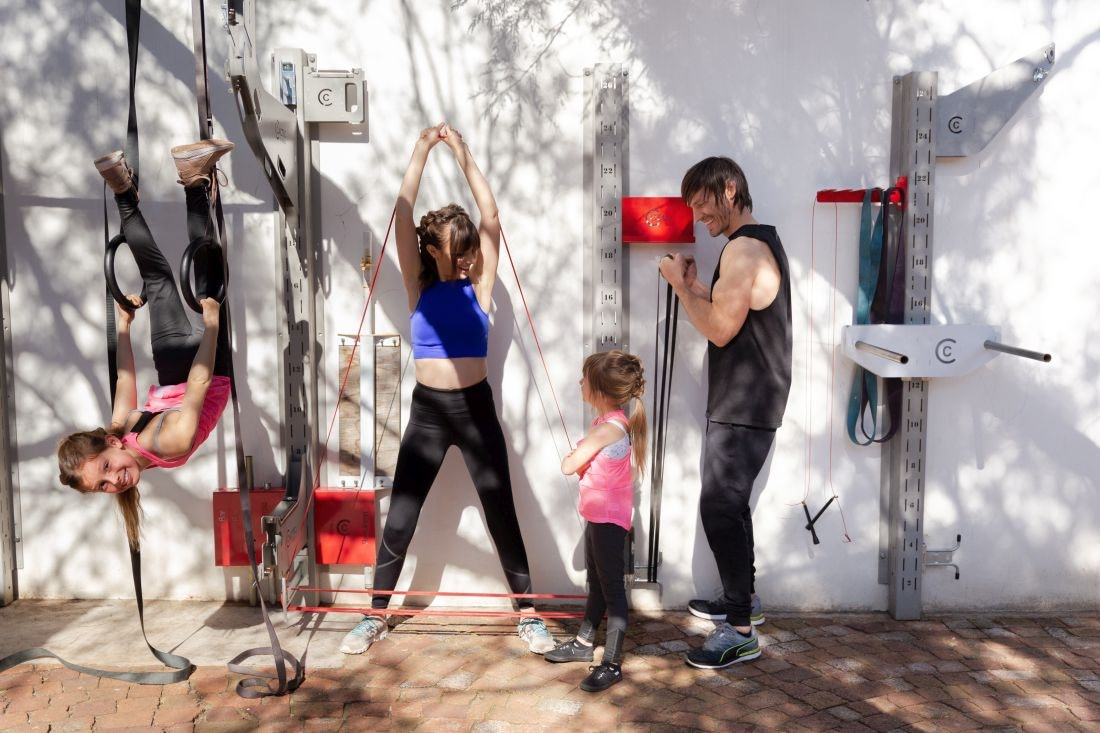 Cacitc-Fitness-Family-Workout-2
