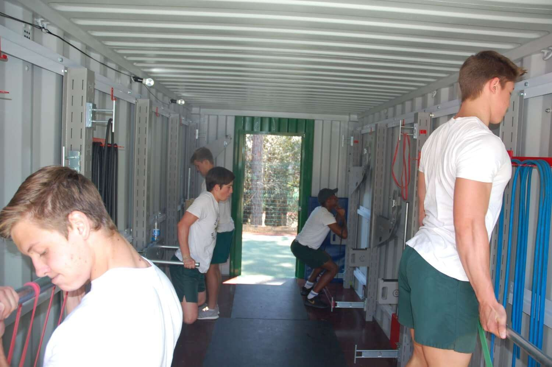 Pretoria Boys High School Cactic Fitness Multi Sport S 8