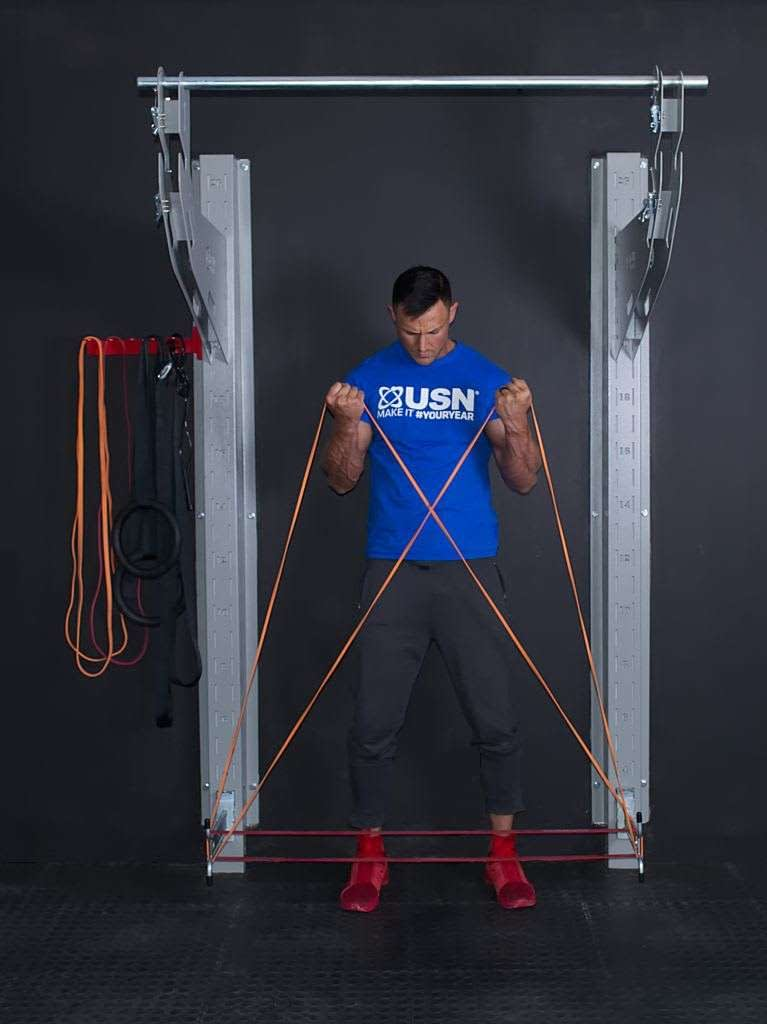 Cactic Fitness - 2 Column Facility - More than just gym equipment