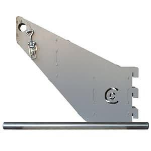 Pull Up Bar Module Single Column Set