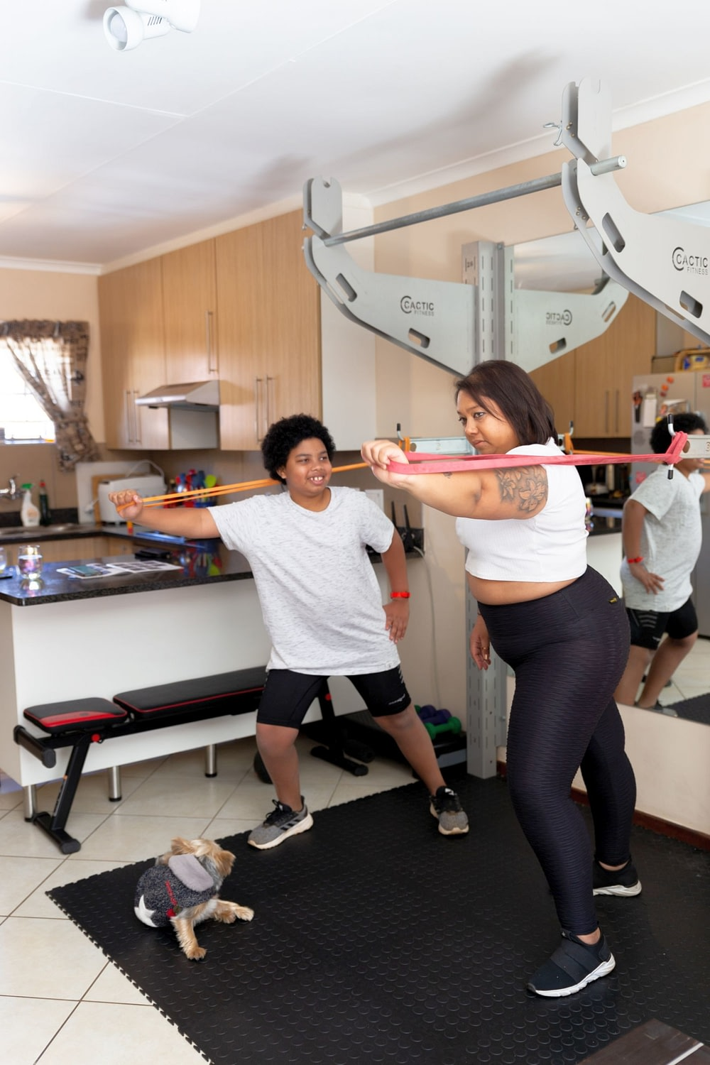 Home Fitness 002