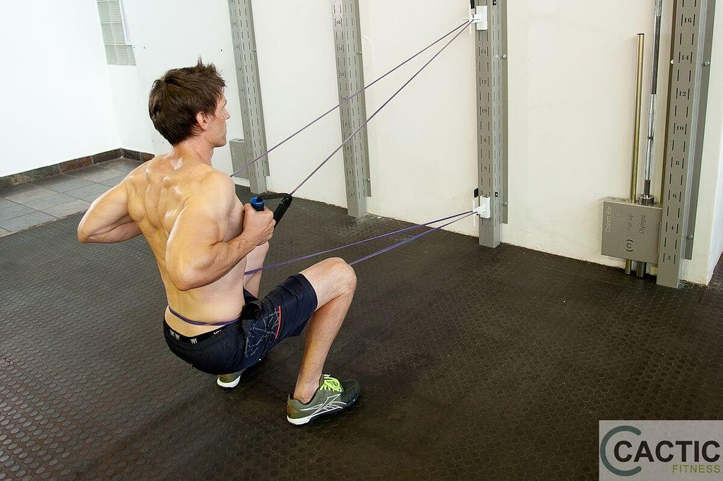 WallFit Cactic Fitness In use 39