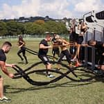 Cactic Fitness Outdoor gym Multi Sport S 8