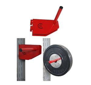 Weight Plate Holder - Right Arm