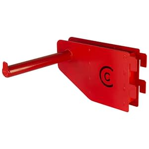 Weight Plate Holder - Left, Olympic & Standard Plates
